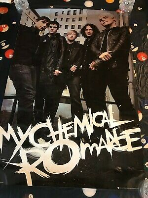 2 My Chemical Romance Posters • 8.99£