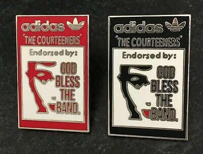 The Courteeners Endorsed Enamel Pin Badge, God Bless The Band, Liam Fray  • 3.99£
