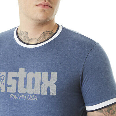 Stax Records Northern Soul Clothing Gifts. Ringer T Shirt • 12£