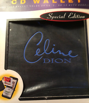 Celine Dion - CD Wallet • 11.08£
