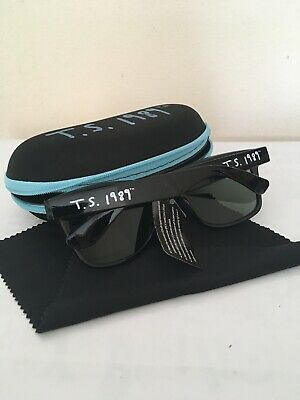 Taylor Swift Sunglasses From 1989 Tour With Case. Rare VIP Merchandise BNWT NEW • 44.95£