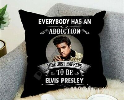 *ELVIS PRESLEY* Cushion/Pillow Cover. NEW • 9.99£