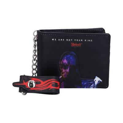 Official Licensed - Slipknot - We Are Not Your Kind Chain Wallet - Metal • 29.99£
