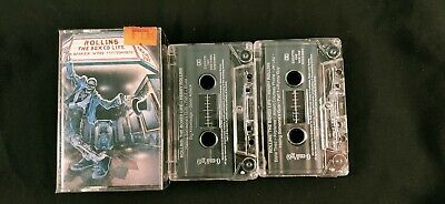 Cassette Tape Henry Rollins Rollins The Boxed Life A Spoken Word Performance 2  • 9.79£