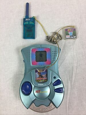 Vintage Tiger Hit Clips Video Jockey 2 Clips & FM Radio Insert - Excellent Cond • 25£