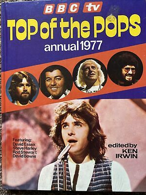 Top Of The Pops Annual 1977 • 5£