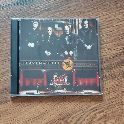 Heaven And Hell CD Ronnie James Dio Last Gig  • 12.95£