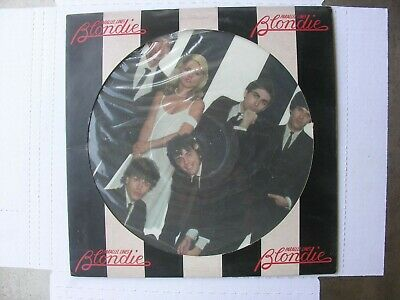 Blondie Parallel Lines Picture Disc, 1978 • 39.34£