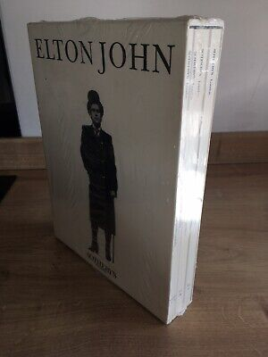 Elton John Sotherbys Catalogue SEALED • 40£
