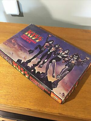 Kiss Destroyer Jigsaw Puzzle - Aucoin 1970s Vintage Kisstory • 75£