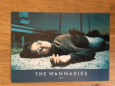 The Wannadies - Advertising Band Flyer • 1.25£