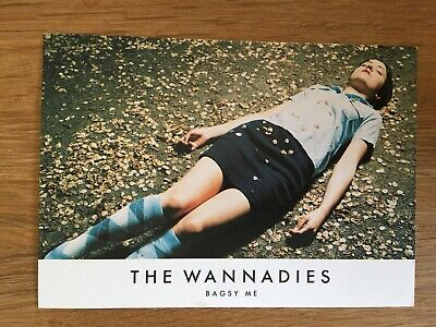 The Wannadies- Advertising Band Flyer • 1.25£