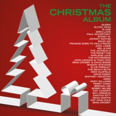 Various Artists-The Christmas Album Vinyl LP New Sealed • 23.26£
