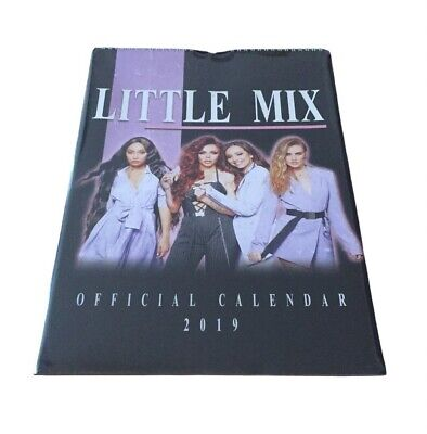 Little Mix Official Calendar 2019 Brand New And Sealed • 8.99£
