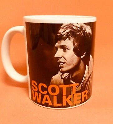 Cover My Tunes Scott Walker & The Walker Brothers 1965/70- ALBUM COVER ON A MUG. • 8.99£