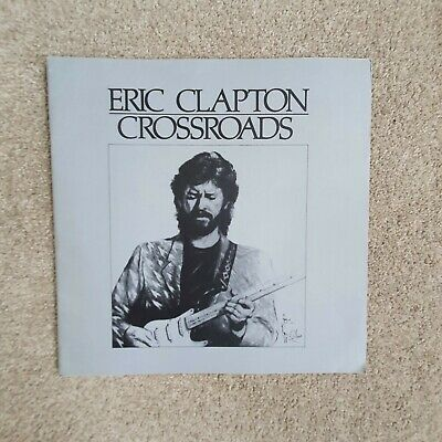 ERIC CLAPTON CROSSROADS 1988 UK Tour Programme. Cream.  • 9.99£
