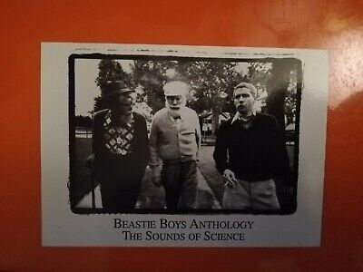 Beastie Boys Postcards The Sounds Of Science And Remote Control/3 MCs And 1 DJ • 5.99£
