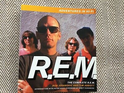 Adventures In Hi-fi : The Complete R.e.m. 2001 First Edition The First 22 Years. • 4.99£