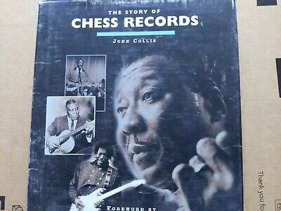 The Story Of Chess Records   Sought After  Book • 7£