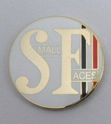 The Small Faces Enamel Badge.Mod,The Who,Vespa,Weller • 3.99£