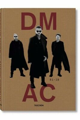 Taschen XXL Book Depeche Mode By Anton Corbijn DM AC Signed Limited Ed SOLD OUT • 1,400£