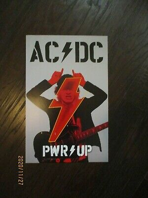Ac/dc Power Up Poster • 15.01£
