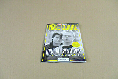 CLASSIC POP PRESENTS VINCE CLARKE SYNTHPOP SPECIAL COVER 3 Of 4 YAZOO SYNTH POP • 12.60£