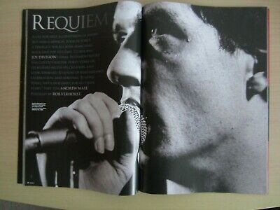 MOJO Magazine 316 Joy Division - See Photographs 40 Years On Review • 2.99£