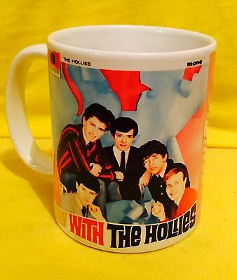 The Hollies-stay With The Hollies 1964-album Cover- On A Mug  • 8.89£