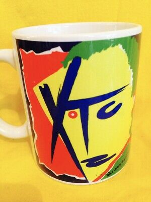 Xtc Drums & Wires 1979-album Cover On A Mug. • 8.89£