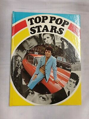 Top Pop Stars Annual - 1970 - Purnell Books  • 18£