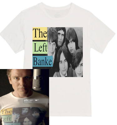 The Left Banke T-shirt Worn By Stuart Murdoch Of Belle And Sebastian  • 12.99£