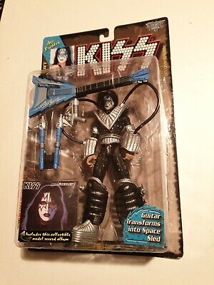 Kiss Figure Ace Frehley Album Cover Mcfarlane Sealed  Used  • 35£