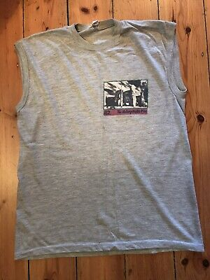 U2 Rare Official The Unforgettable Fire 1984 Tour Shirt  • 50£