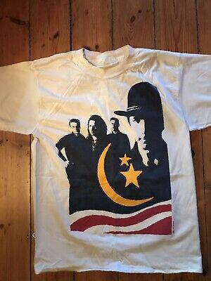 U2 Rare Official Lovetown Tour Shirt Dublin  • 50£