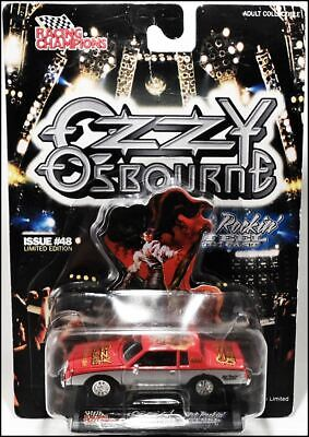 Ozzy Ultimate Sin Buick Grand National Hot Rockin' Die Cast Car Racing Champions • 18.22£