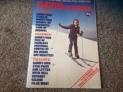David Cassidy In Europe Plus Supersize Pull Out Portrait  • 7.50£