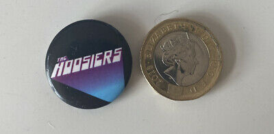 The Hoosiers - Badge • 4.99£