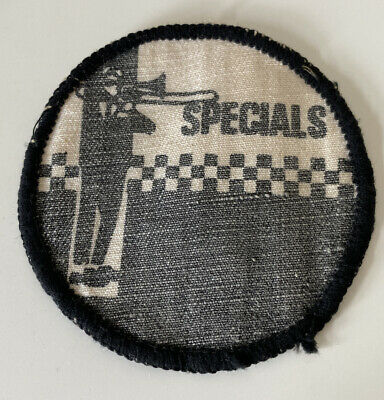 Specials - Patch - Original - 80's - Ska - 2 Tone  • 19.99£