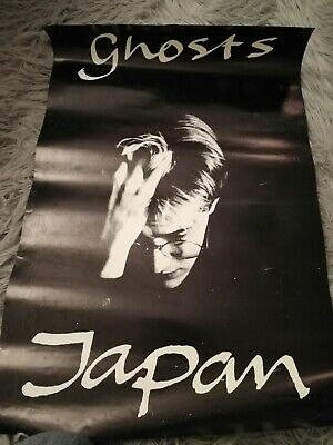 Japan Pop Poster Mid 1980s • 30£