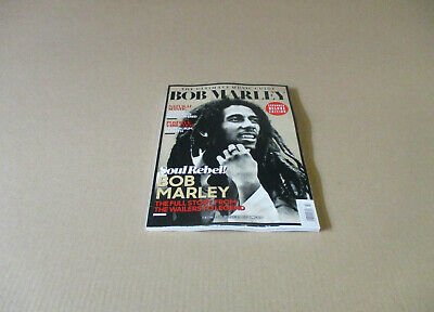 Ultimate Music Guide Issue Feb 2021 Bob Marley Full Story The Wailers To Legend • 15.89£