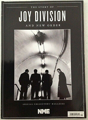 The Story Of Joy Division & New Order. NME Special Collectors' Magazine  • 9.99£