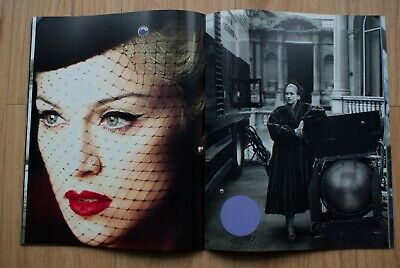 Madonna Drowned World Tour 2001 Concert Programme   New   Free Delivery • 49£