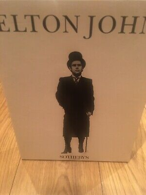 Elton John Sotheby's Catelogue - Vol. I - IV • 27£