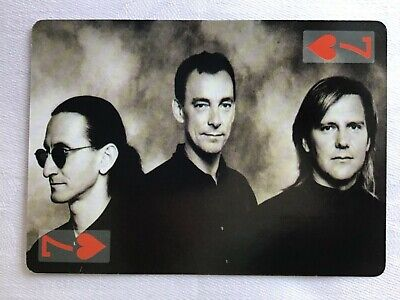 Rush Playing Card • 1.95£