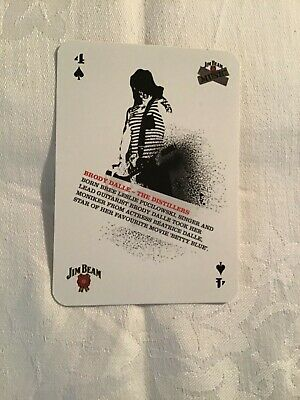 Brody Dalle (the Distillers) Playing Card • 1.75£