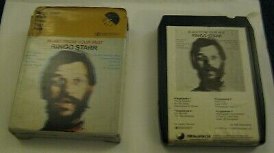 Ringo Starr.Blast From Your Past Album . 8 Track Stereo Cartridge • 2.99£