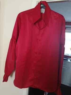Elvis Presley Red Thats The Way It Is Replica Shirt • 30£