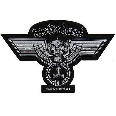 Official Licensed - Motorhead - Hammered Cut Out Sew On Patch Metal Lemmy • 4£