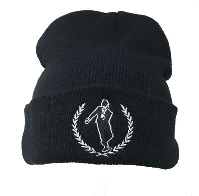 Ska Clothing Gift Embroidered Knitted Beanie Ski Hat. • 10£
